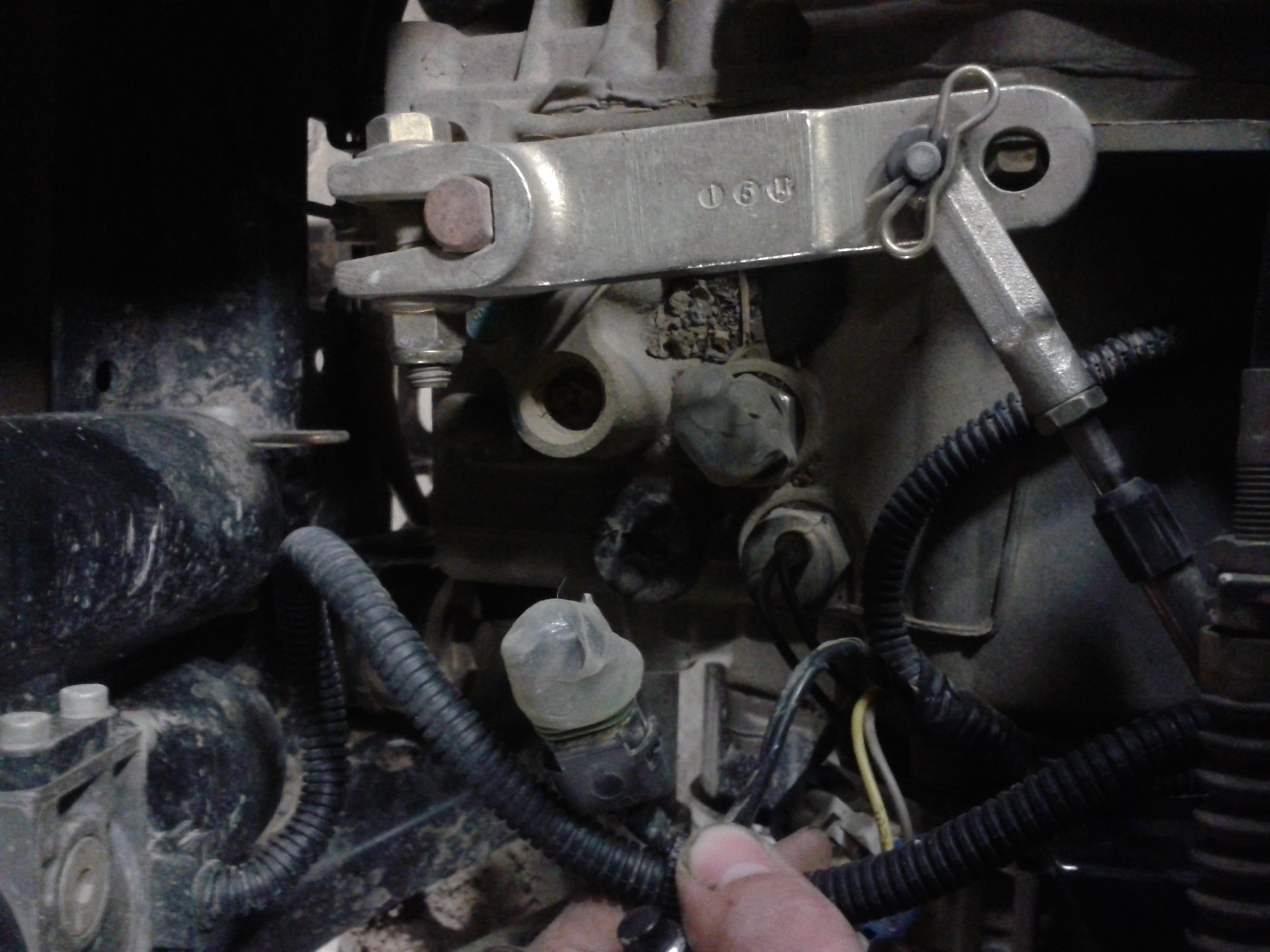 825i brake pedal start mod