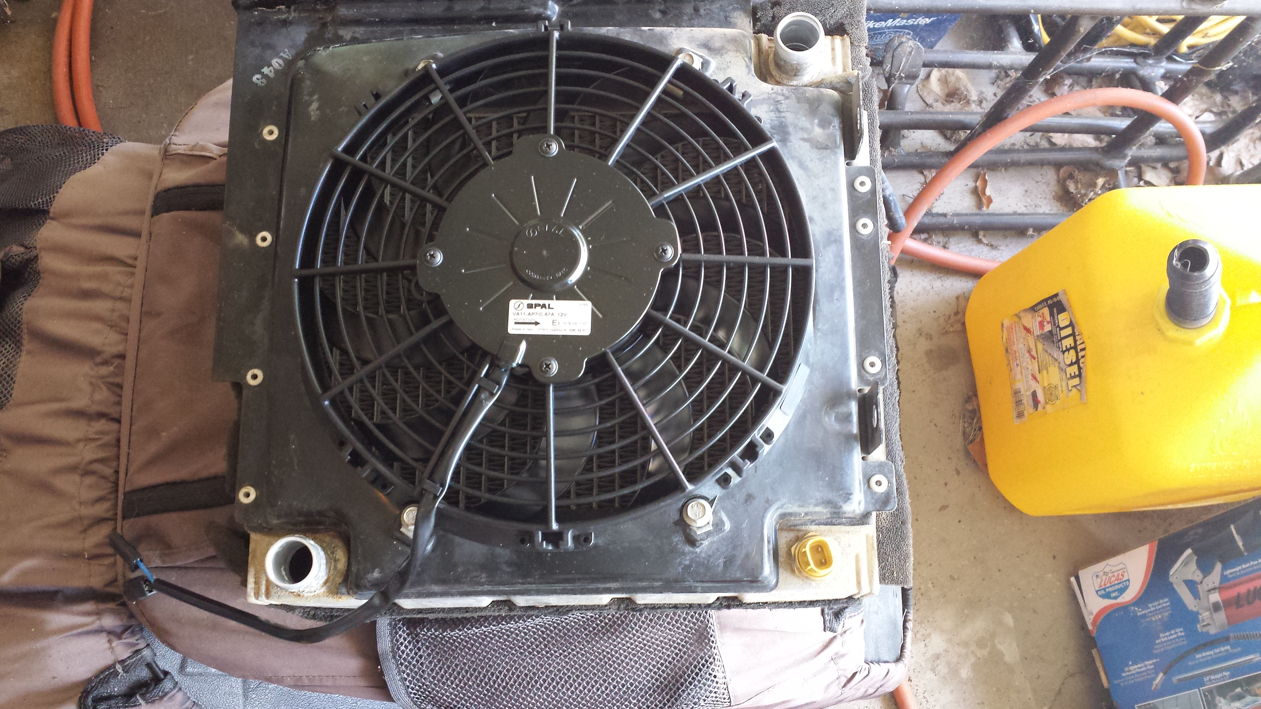 Gator 6x4 Radiator Fan Wiring Help John Deere Forums Thread Up An Electric Click Image For Larger Version Name 20160731 1427071 Views 2207
