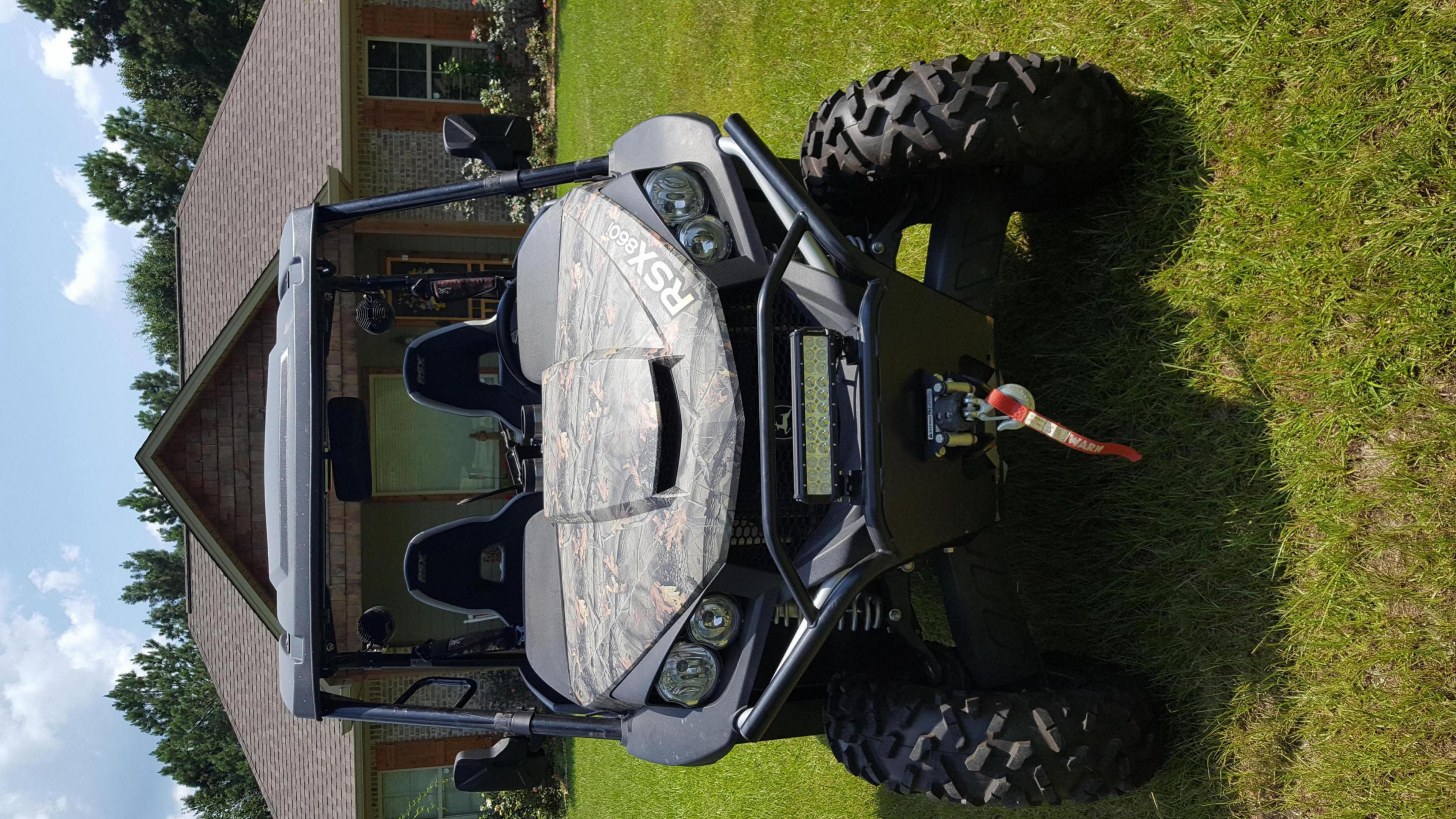 Rsx 860i 2 Quot Lift Pics John Deere Gator Forums
