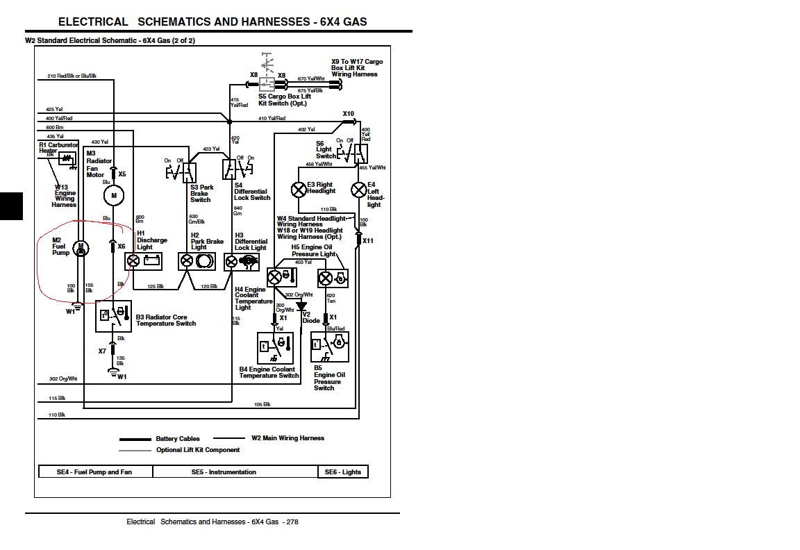 Wv 6366 John Deere 9500 Combine Wiring Diagram Download Diagram