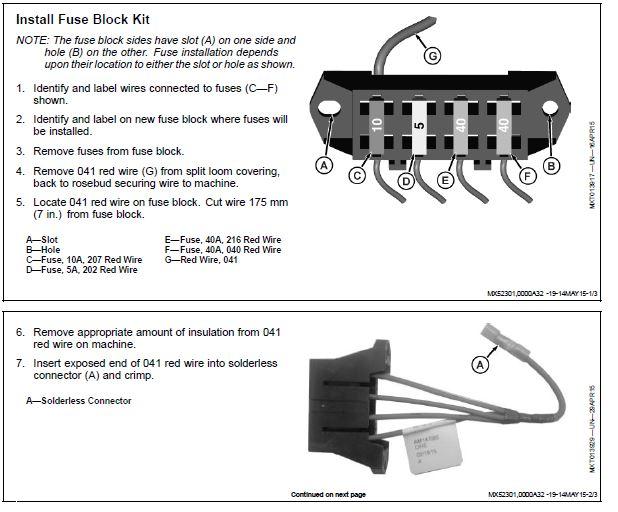 John Deere Gator 4X2 Wiring Diagram from www.gatorforums.net