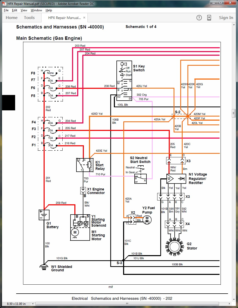 John Deere Fuse Box 19 Wiring Diagram Images Diagrams 5425 Solenoid 1513d1453029779 Help Hpx Blown Block With Gator Forums