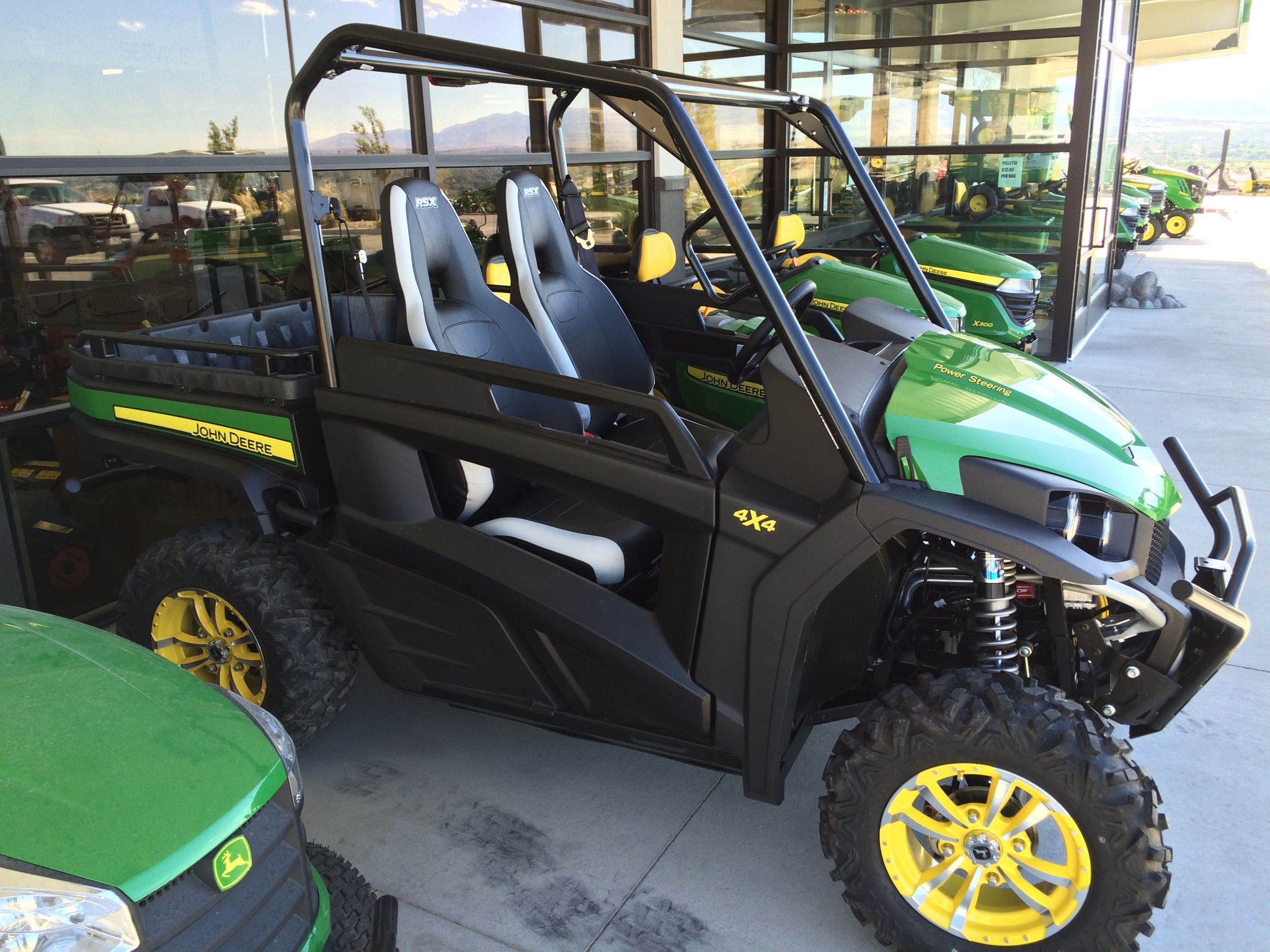 john deere gator rsx850i car interior design. Black Bedroom Furniture Sets. Home Design Ideas