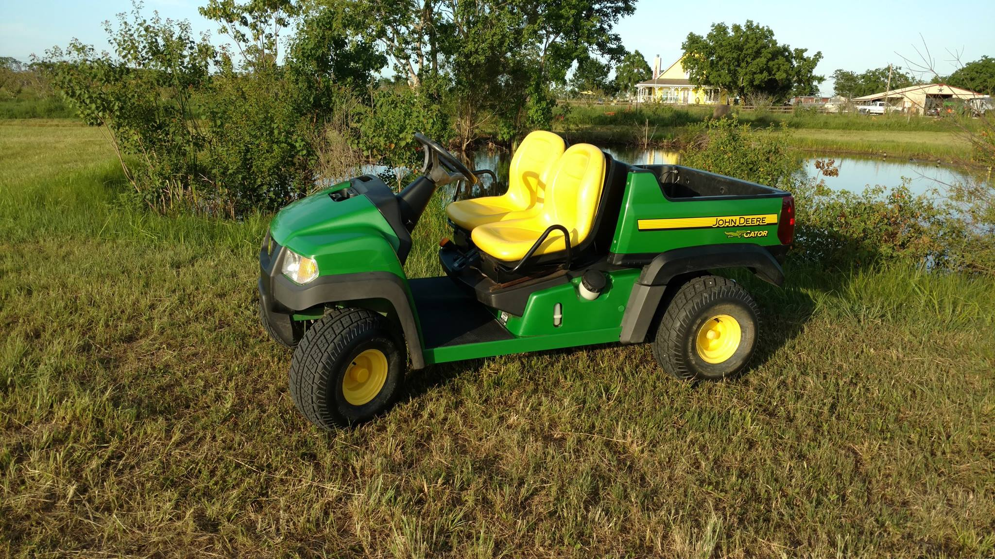 John Deere Gator Cx Review The Best Deer 2018 Wiring Diagram 2006 New S And Values