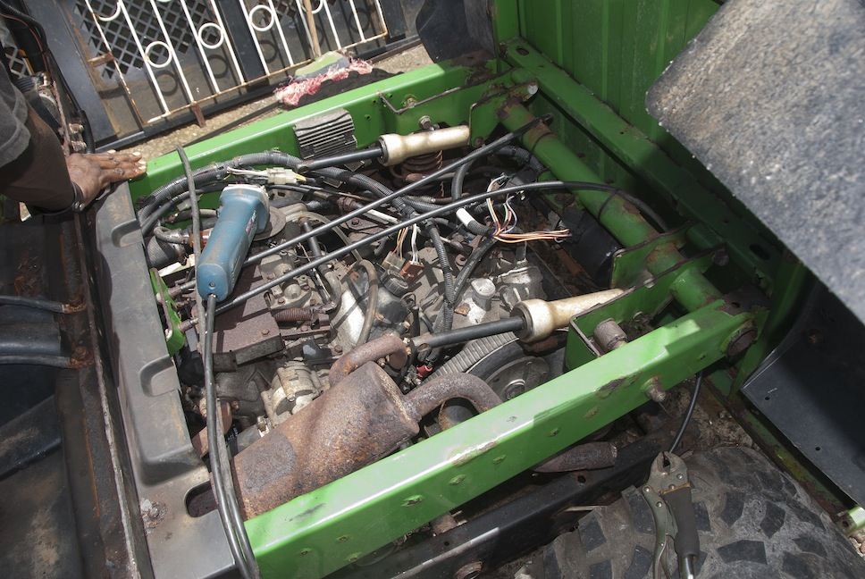 John Deere Gator Hpx >> Just Got a Gator HPX Need Help to source parts for rebuild. - John Deere Gator Forums