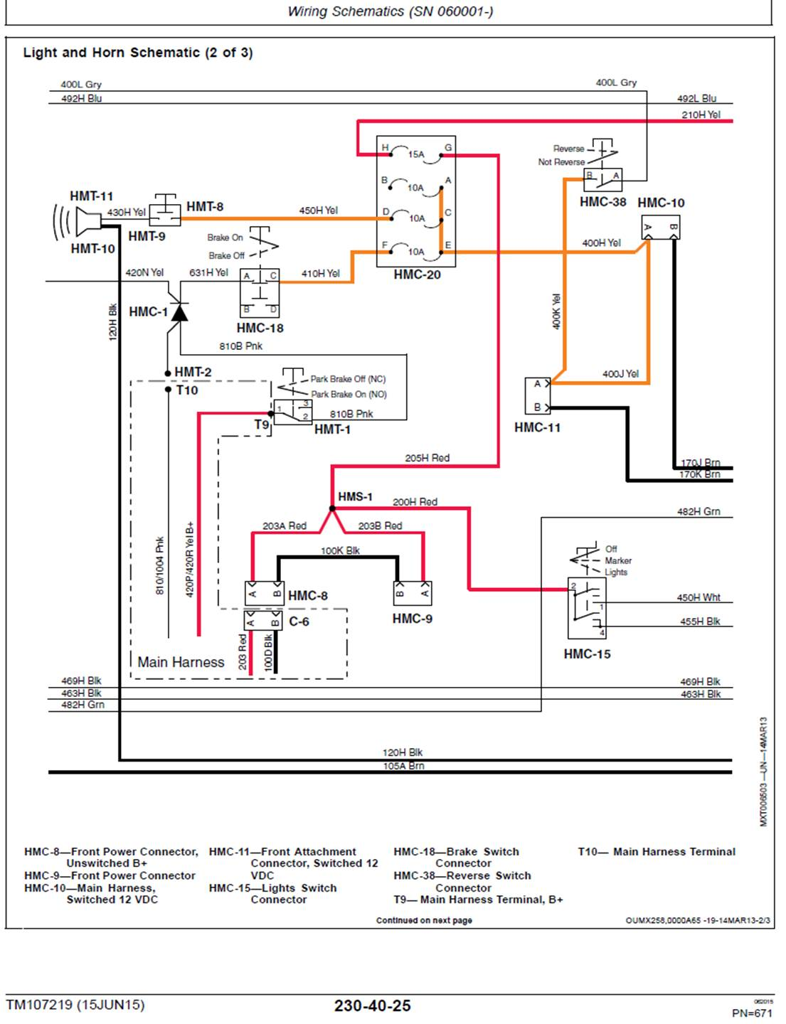 3762d1477667731 wiring horn blinkers horn wiring 3 wiring ? horn & blinkers john deere gator forums John Deere Gator Starter Wiring Diagram at bayanpartner.co