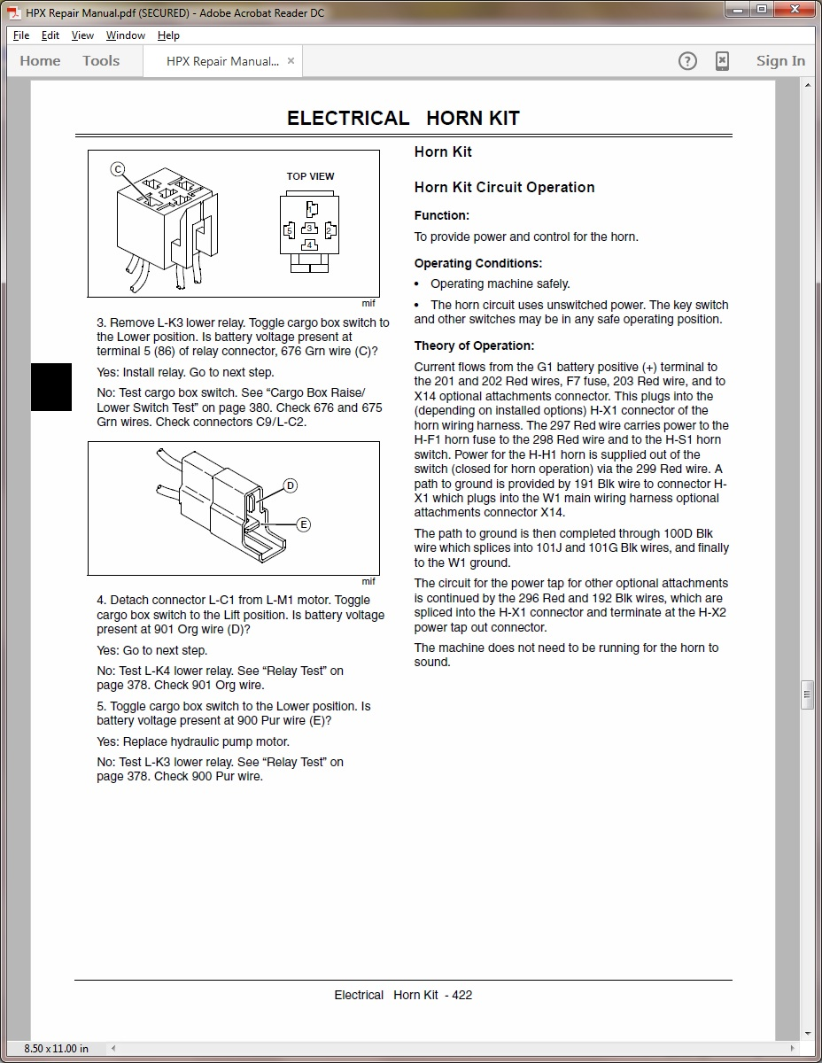461 John Deere Gator Fuse Box Diagram | Wiring Resources John Deere Gator Fuse Box Diagram on