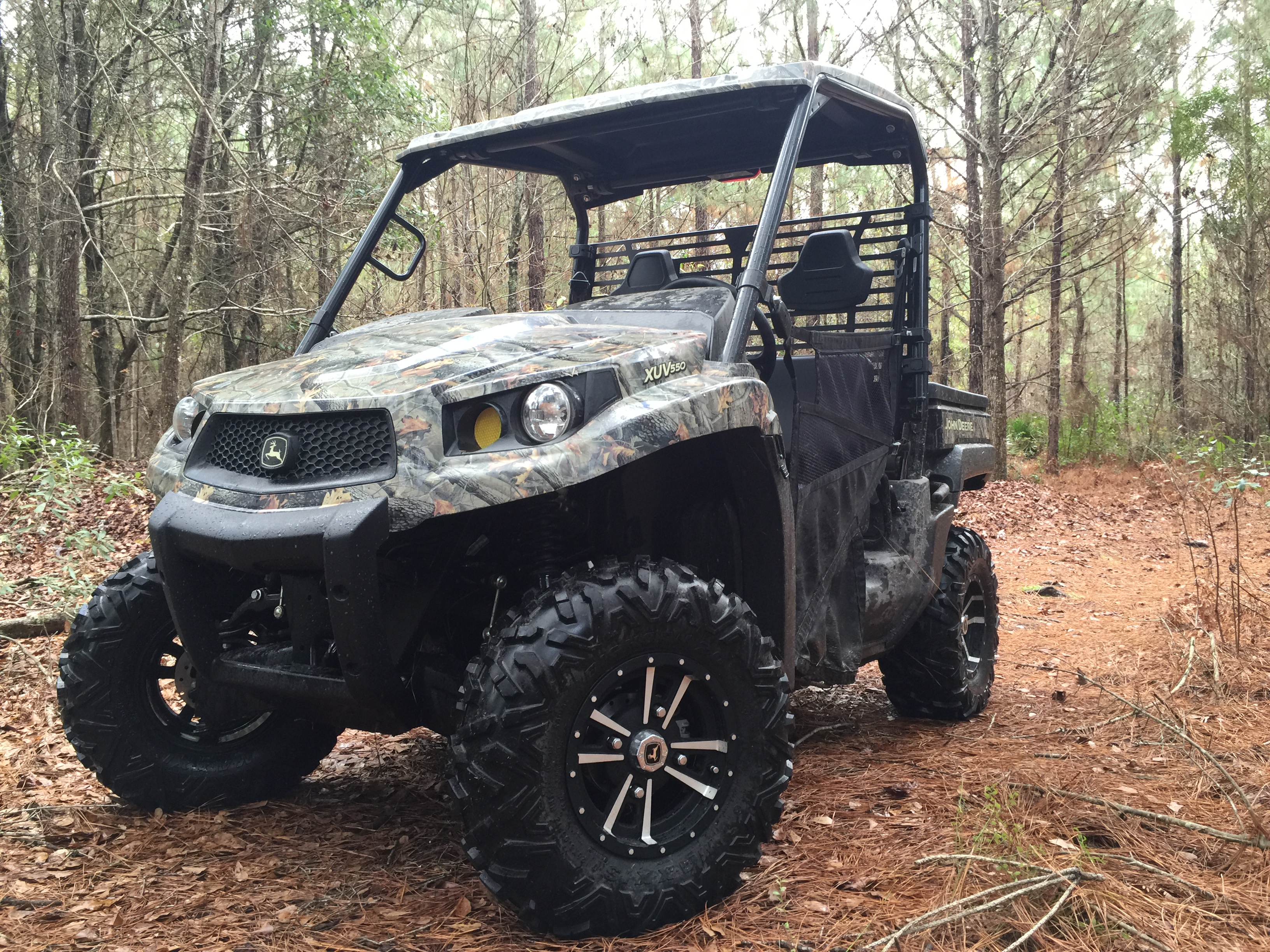 2014 Gator XUV 550 Camo Edition 11 hours John Deere Gator Forums