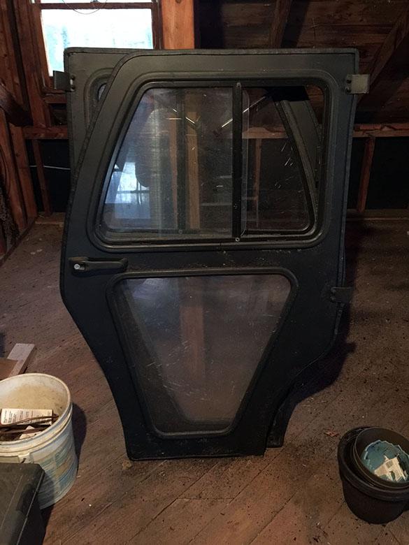 Gator Curtis Cab Full Steel Doors-image1.jpeg & Gator Curtis Cab Full Steel Doors - John Deere Gator Forums Pezcame.Com