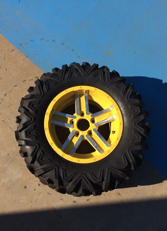 "Craigslist Twin Cities >> ISO 14"" Alloy Rims - John Deere Gator Forums"