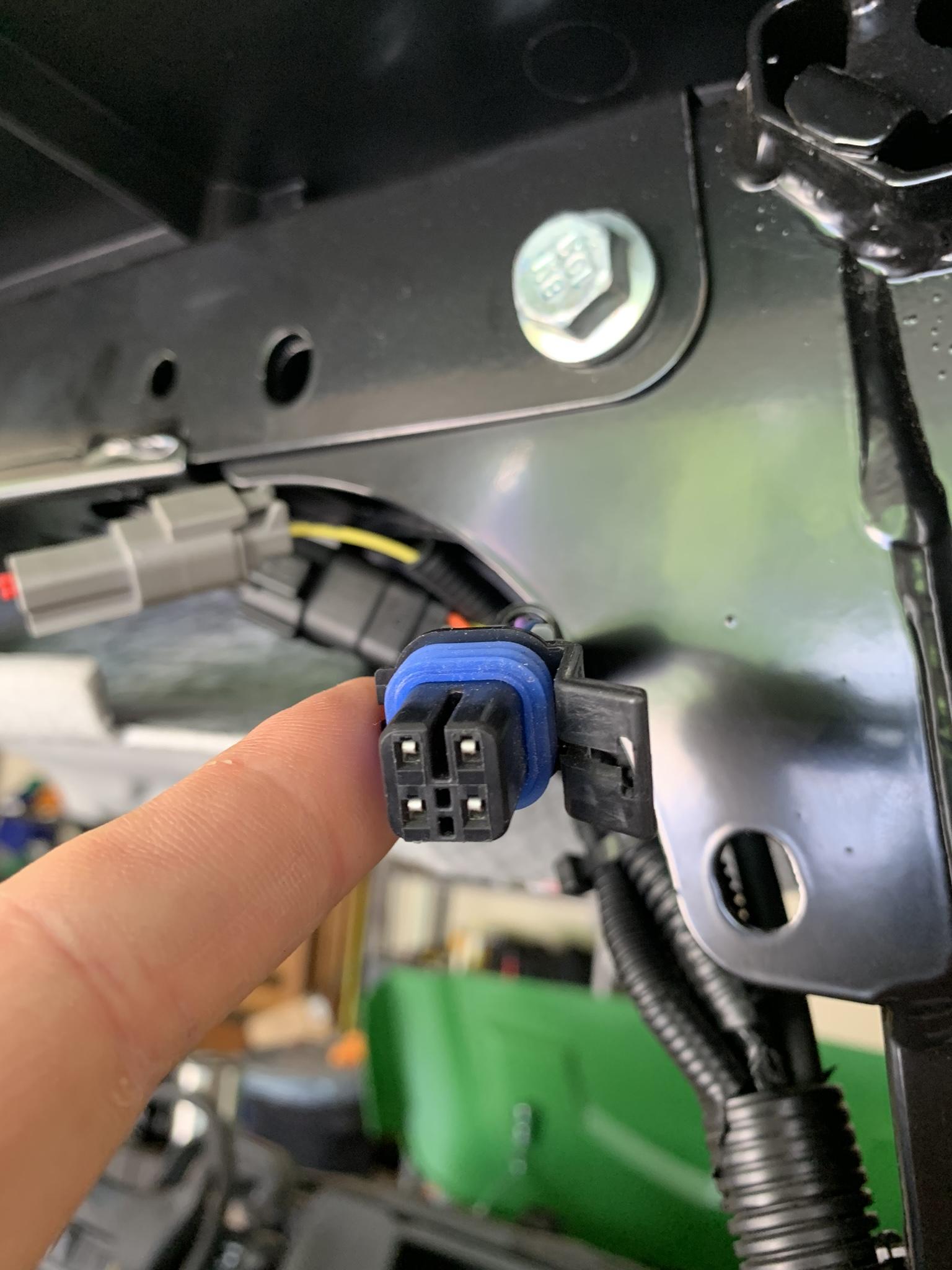 XUV865 wiring harness - John Deere Gator Forums on