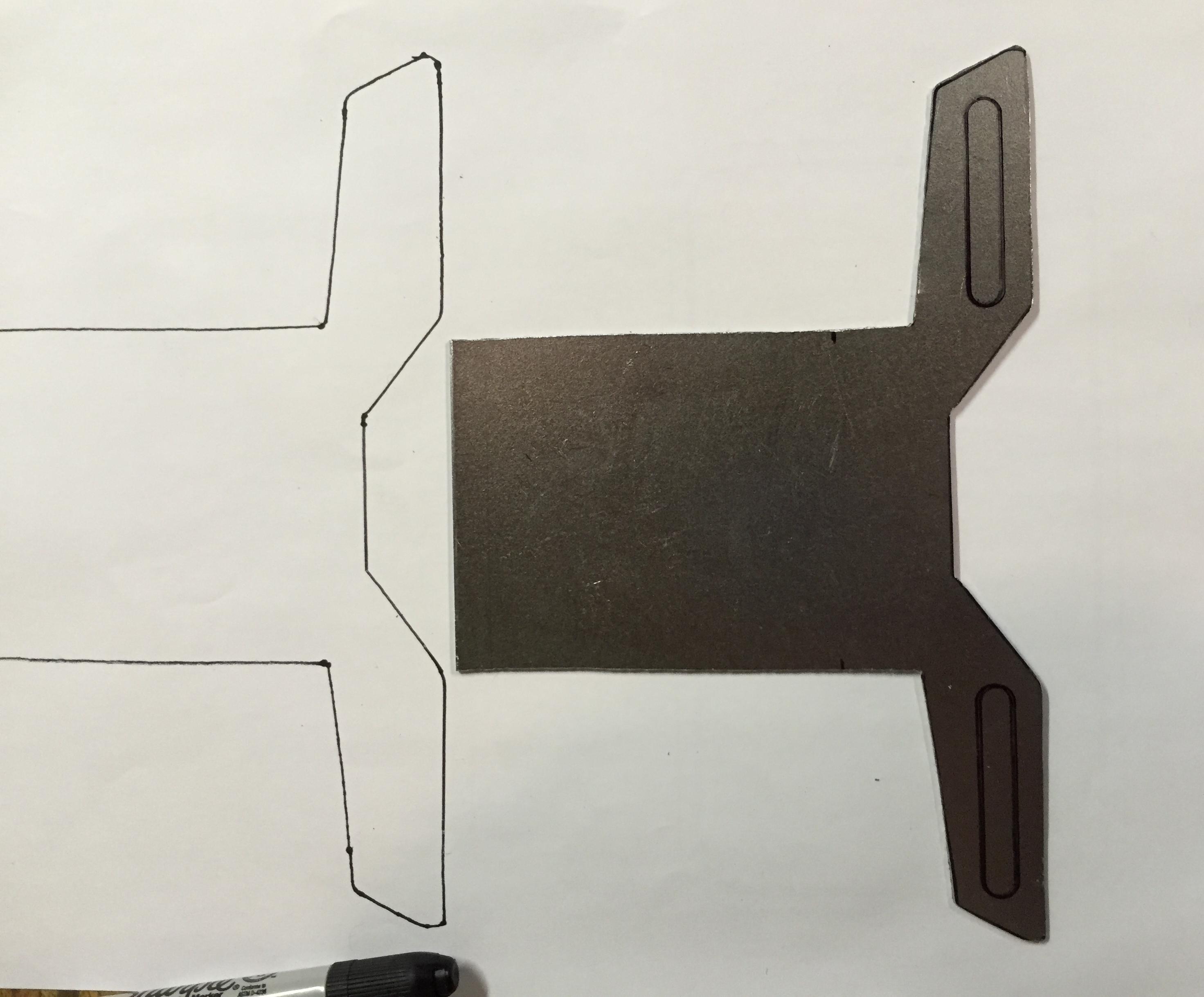Rsx 850 860 License Plate Bracket John Deere Gator Forums