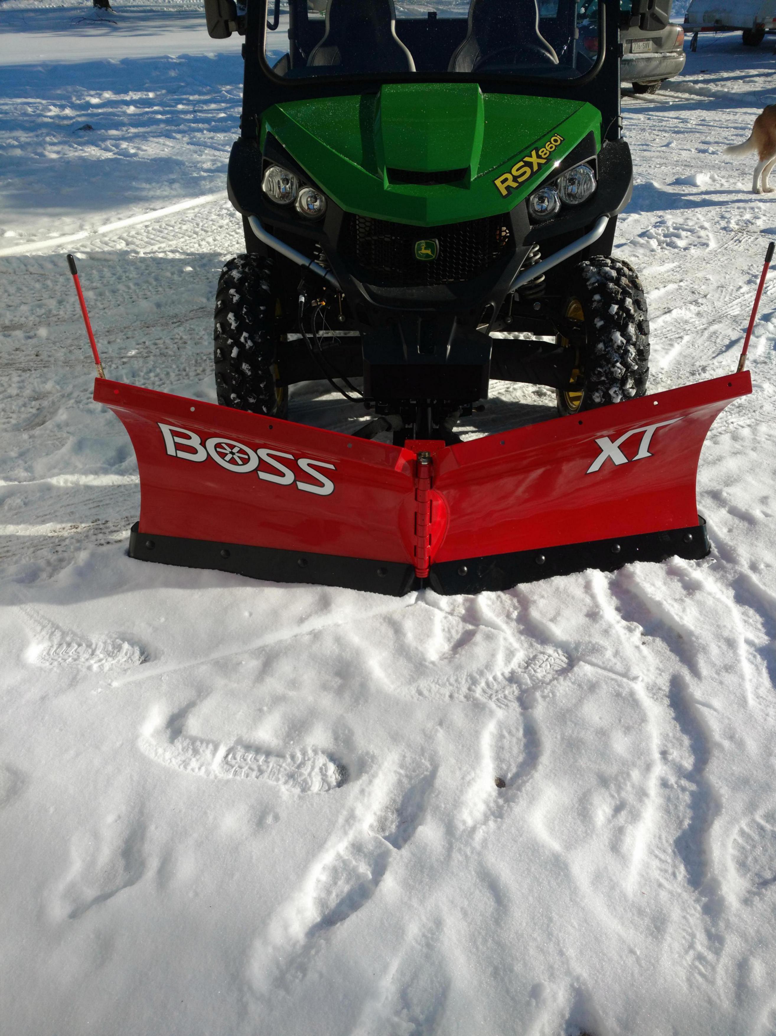 Snow Plow John Deere Gator Forums