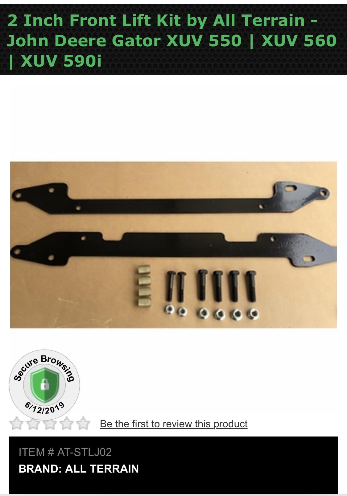 XUV590E 2 inch front lift kit-img_4263.jpg