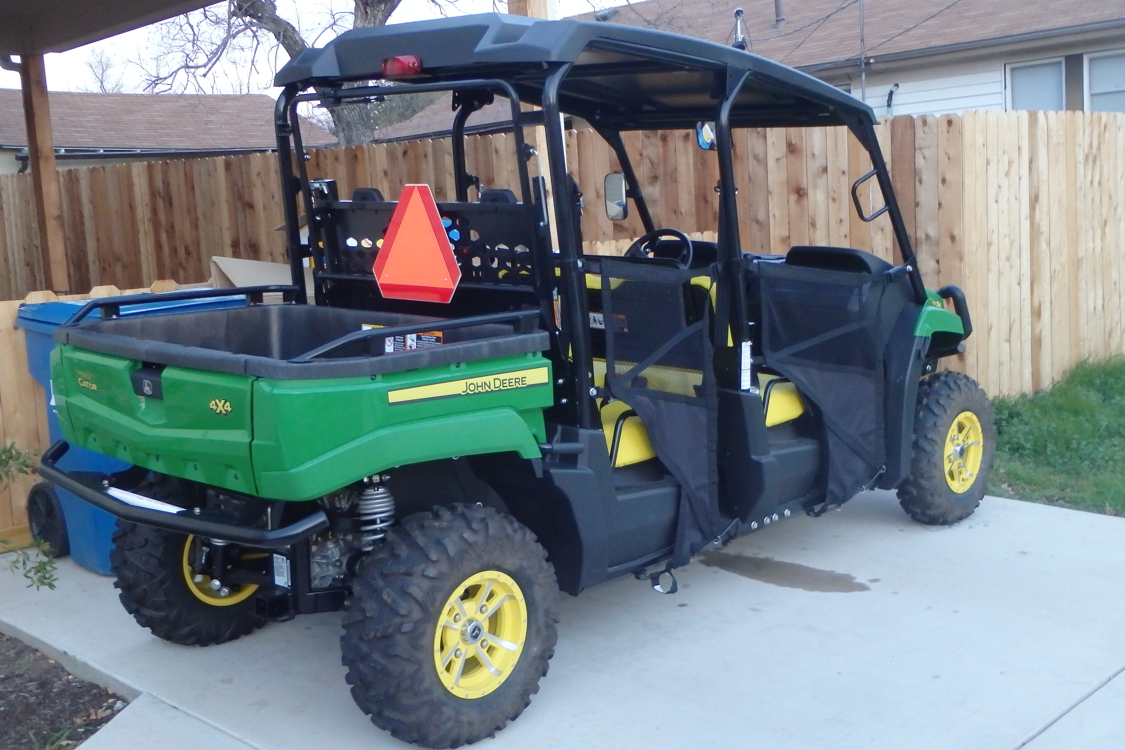XUV550 s4 Texas Street Legal Conversion John Deere Gator Forums