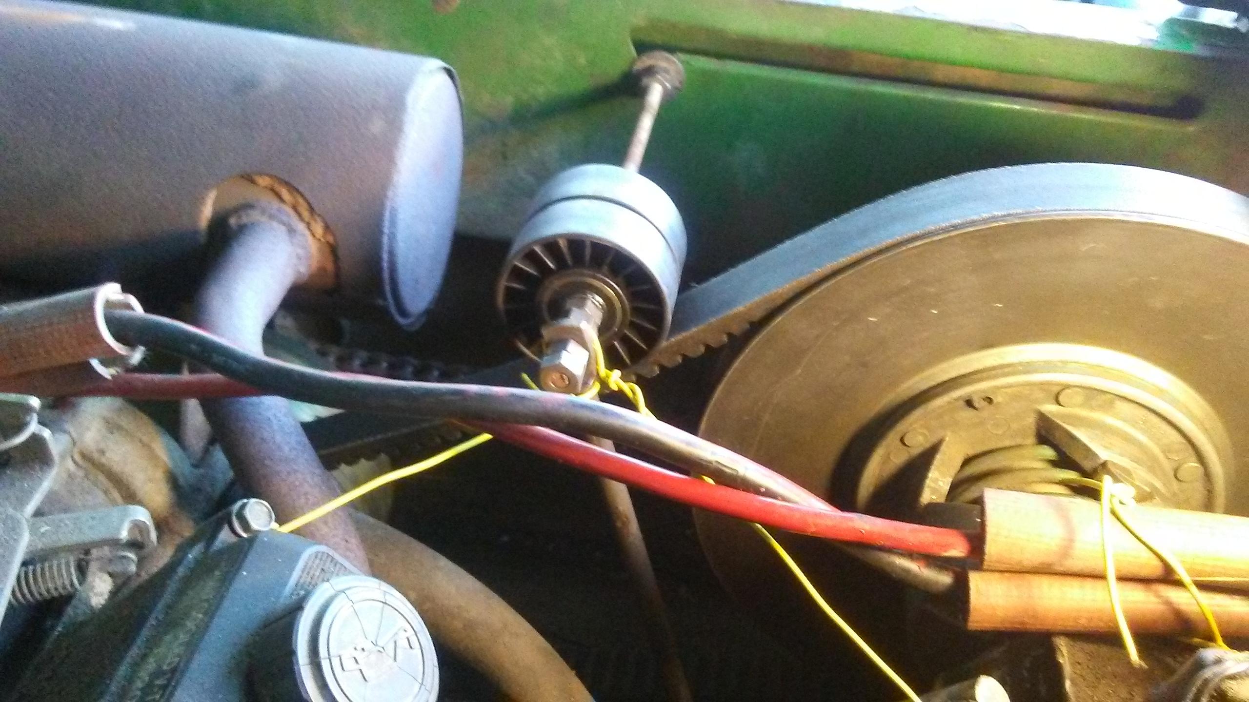 Clutch Rattling Belt Jumping Problems John Deere Gator