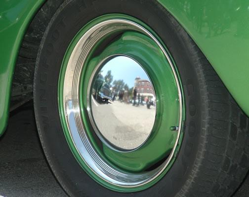 Wheel To Wheel Nerf Bars >> Beauty Ring? - John Deere Gator Forums