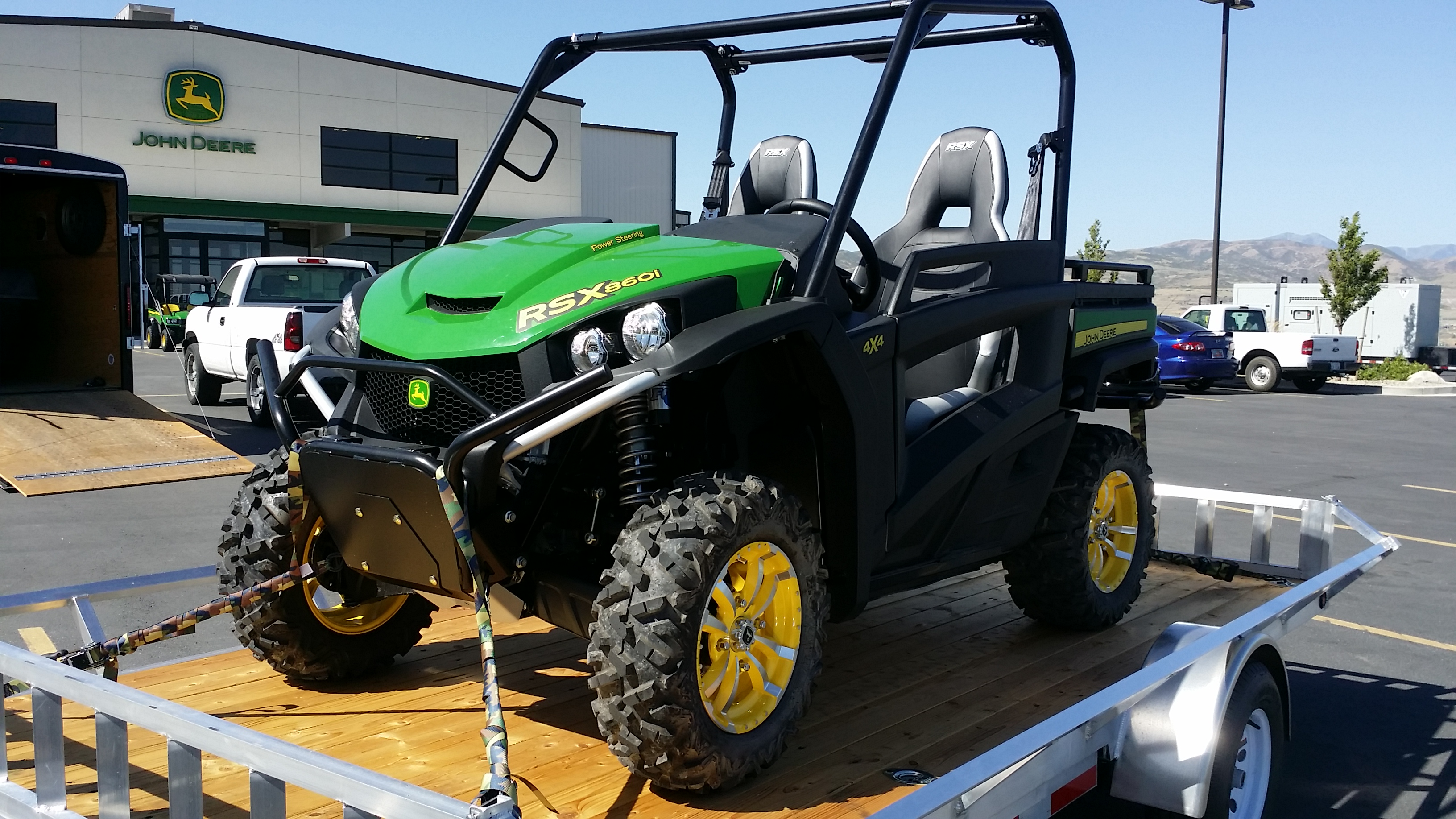 2016 Rsx860i John Deere Gator Forums