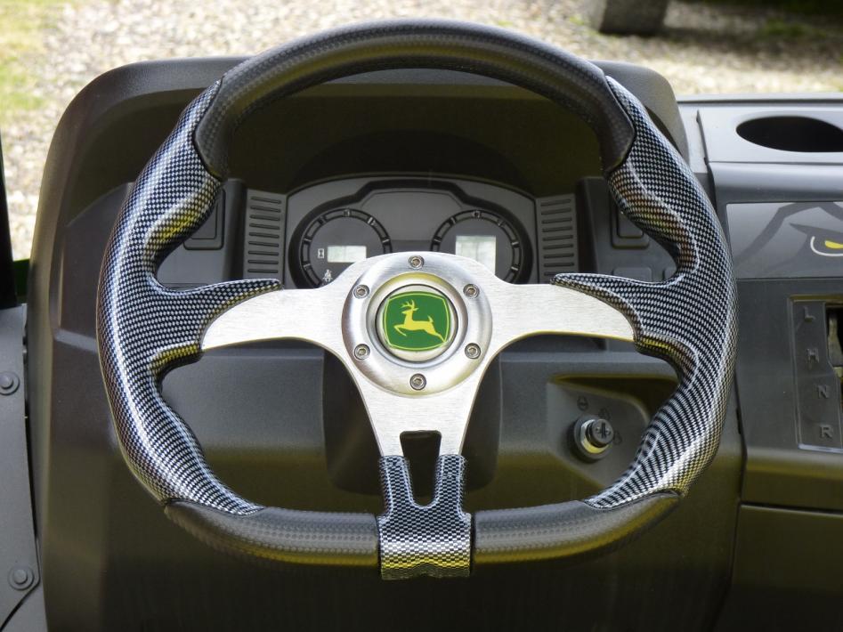 Quot Ridge Runner Quot Build Up Steering Wheel John Deere Gator